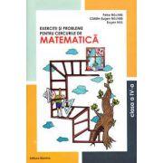 Exercitii si probleme pentru cercurile de Matematica, clasa a IV-a