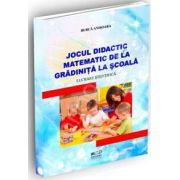 Jocul didactic matematic de la gradinita la scoala. Lucrare stiintifica
