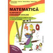Matematica. Olimpiade si concursuri scolare clasa a VI-a, 2008-2011