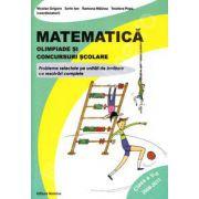 Matematica. Olimpiade si concursuri scolare clasa a V-a, 2008-2011