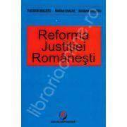 Reforma justitiei romanesti (Mrejeru Theodor)