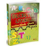 Secretul literelor. Invatam literele pas cu pas