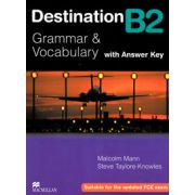 Destination B2. Grammar and vocabulary with answer key