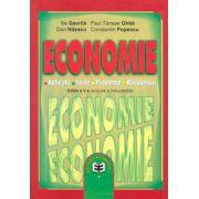 Economie. Aplicatii, teste, probleme, raspunsuri Editia a V-a