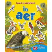 In AER - Abtibilduri si jocuri