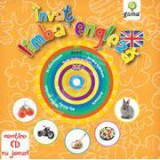 Invat limba engleza (contine CD cu jocuri)