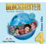 Blockbuster 4 CD audio (Set de 4 Cd-uri)