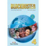 Blockbuster 4 Student's Book. Manual pentru clasa a VIII-a de limba engleza Blockbuster 4