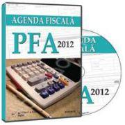 CD - Agenda fiscala PFA 2012