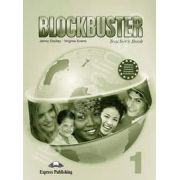 Curs de limba engleza Blockbuster 1 - Teacher's Book (BOARD GAME POSTERS)