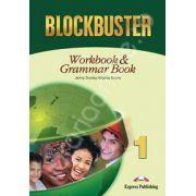 Curs de limba engleza Blockbuster 1 (Workbook&Grammar). Caietul elevului pentru clasa a V-a