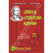 Limba si literatura romana culegere pentru clasa a VI-a