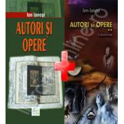 Pachet Autori si Opere. Autori si opere Culturi occidentale (Vol. I) si Autori si opere. Cultura rusa (Vol. II)