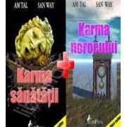 Pachet Karma. Karma norocului si Karma sanatatii