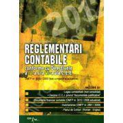 Reglementari Contabile 2012. Conforme cu directivele a IV-a si a VI-a ale C.E.E. OMFP nr.3055/2009 (Text comparat si actualizat)