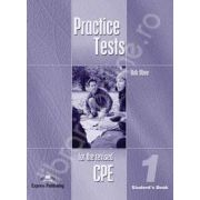 Teste de limba engleza. Practice test for the revised CPE 1 (Student's Book)