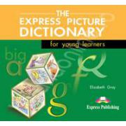 The express picture Dictionary for young learners - Audio CD (Set de 3 cd-uri)