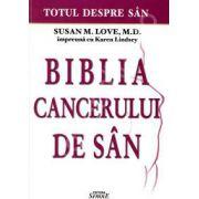 Totul despre san. Biblia cancerului de san