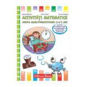 Activitati matematice grupa mare si pregatitoare (5-6/7ani)