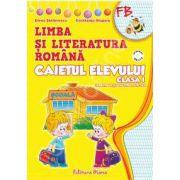 Caietul elevului clasa  I limba si literatura romana - dupa manualul editurii Aramis (Paraiala)
