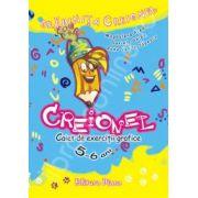 Gradinita Creionel - caiet de exercitii grafice 5-6 ani