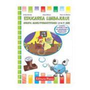 Educarea limbajului grupa mare si pregatitoare (5-6/7ani)