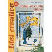 Imitatii de vitralii Tiffany - Idei Creative 14