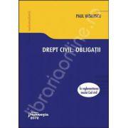 Drept civil. Obligatii - in reglementarea noului Cod civil (Vasilescu)