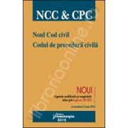 Noul Cod civil. Codul de procedura civila (actualizat 8 mai 2012)