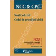 Noul Cod civil. Codul de procedura civila (actualizat 8 mai 2012)