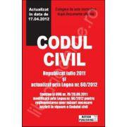 Codul civil - Culegere de acte normative