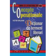 Dictionar de termeni literari (Concepte operationale)