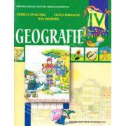 Geografie manual pentru clasa a IV-a (Celina Iordache)