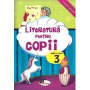 Literatura pentru copii clasa a III-a (Disciplina optionala)