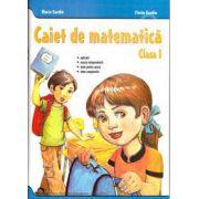 Caiet de matematica clasa I (Maria Gardin)