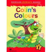 Colin's Colours. Macmillan Children's Readers Level 1 - Starter