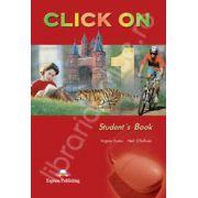 Curs de limba engleza Click On 1 (SB). Manualul elevului pentru clasa a V-a
