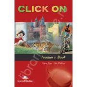Curs de limba engleza Click On 1 (SB). Manualul profesorului pentru clasa a V-a