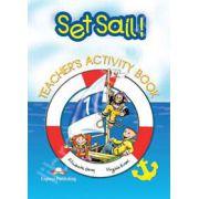 Curs pentru limba engleza Set Sail 1 (TAB). Caietul profesorului