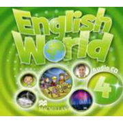 English World 4 Class Audio CD