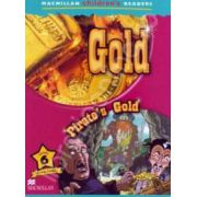 Gold - Pirate's Gold. Macmillan Children's Readers Level 6 - Advanced