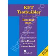 KET Testbuilder with Answer Key and Audio CD