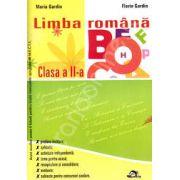 Limba romana culegere pentru clasa a II-a