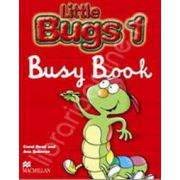 Little Bugs 1 Busy Book