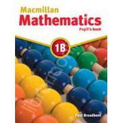 Macmillan Mathematics 1B Pupil's Book