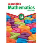 Macmillan Mathematics 3A Pupil's Book - with CD-ROM