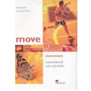 Move Elementary coursebook with Audio CD-ROM
