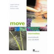 Move Pre-Intermediate coursebook with CD-ROM