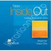 New Inside Out Beginner Class Audio CDs (2)