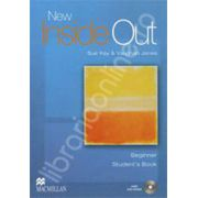 New Inside Out Beginner Workbook with Answer Key with Audio CD